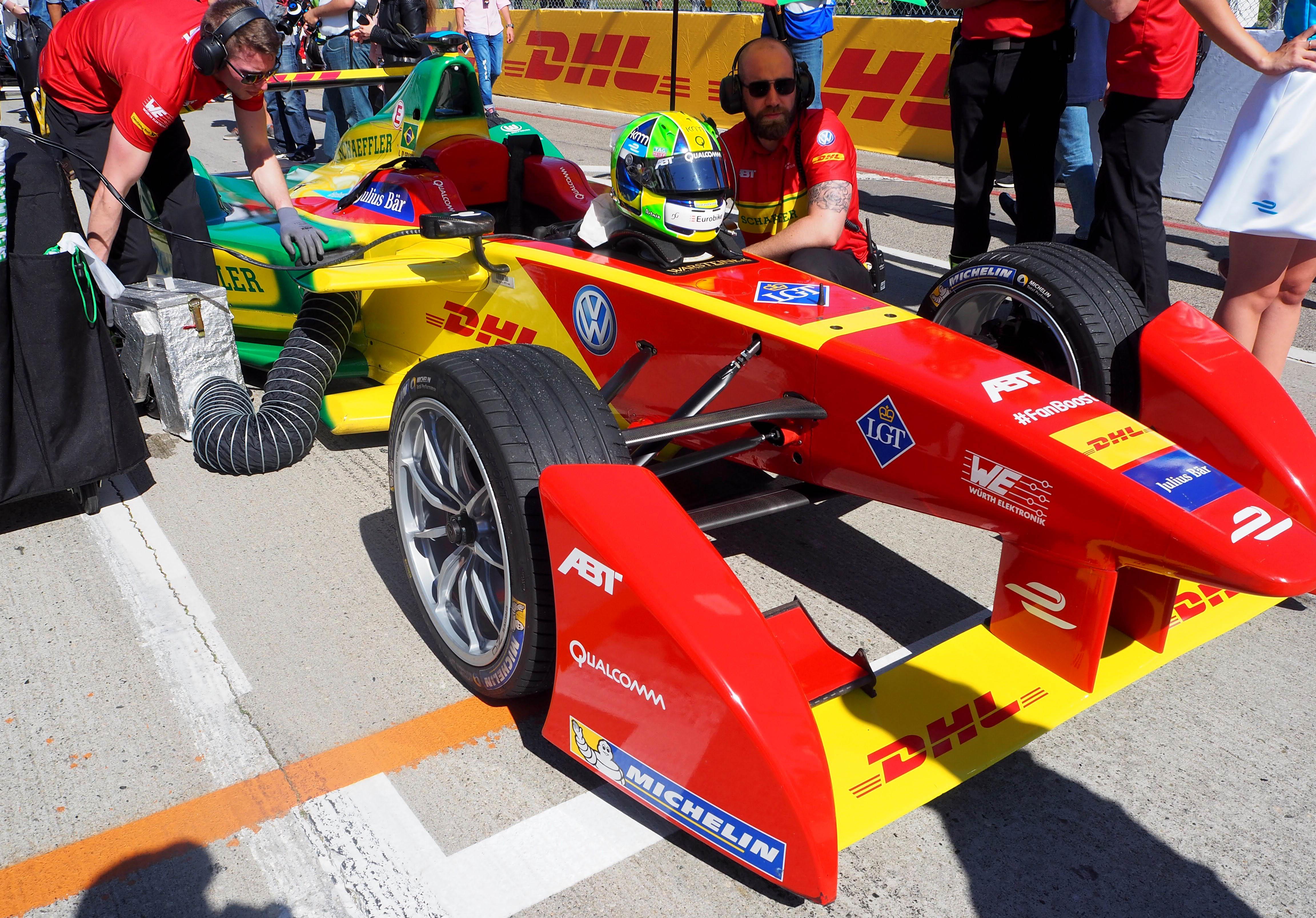 Formula E Long Beach 2016
