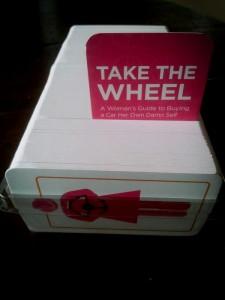 Take the Wheel already!
